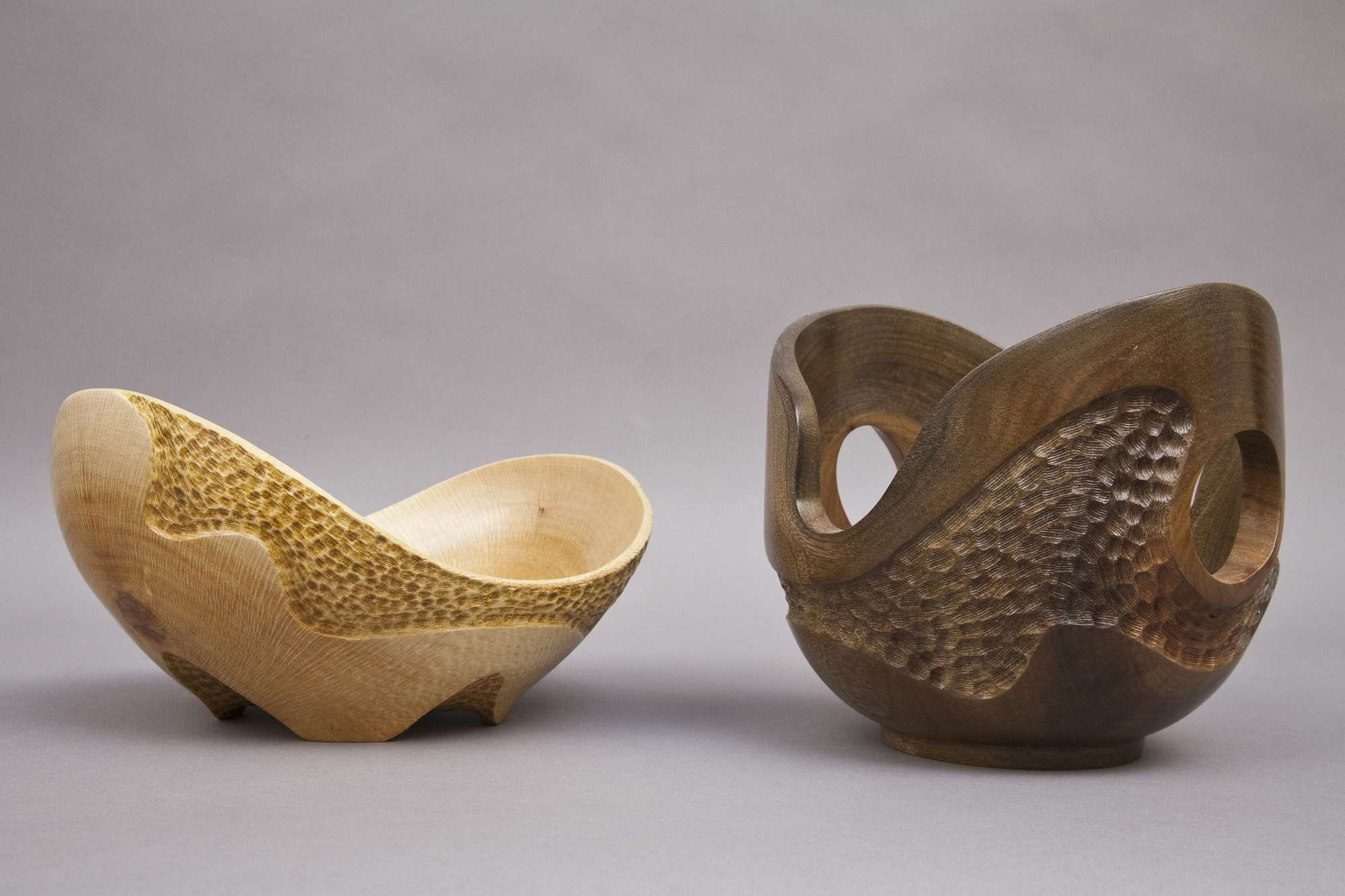 Sculptured Bowls